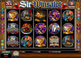 Sir Winsalot Best Online Pokies Reviews